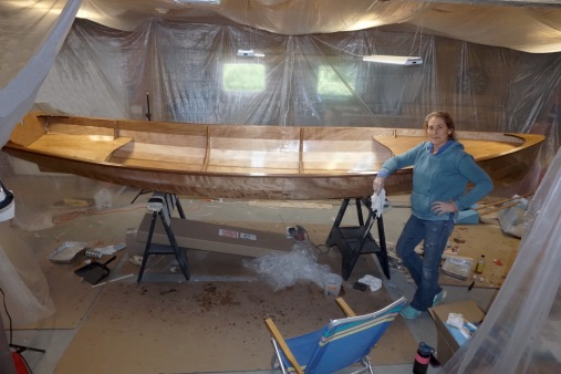 PROUD BOATBUILDER