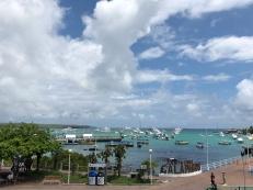 Puerto Ayora port